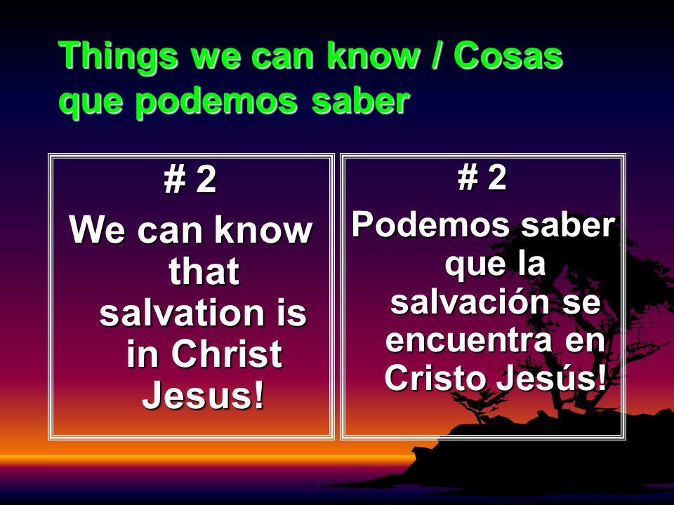 We can understand the Bible / Podemos entender la Biblia Ephesians 3:4 Ephesians 3:4 Ephesians 5:17 Ephesians 5:17 John 8:32 John 8:32 Deut.
