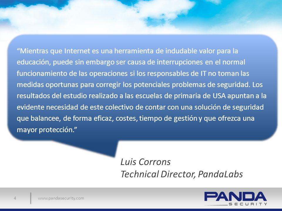 www.pandasecurity.com ¿Cuándo estás planificando la implementación o adición del uso de sistemas de seguridad basado en la nube.