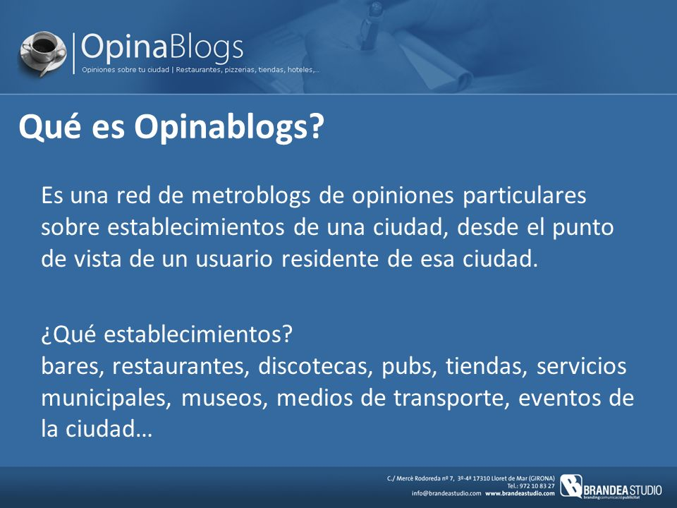 Opinablogs?