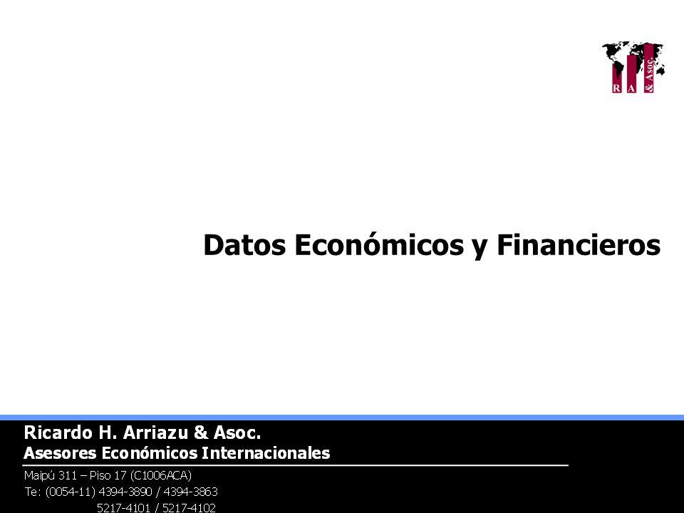 Datos Económicos y Financieros