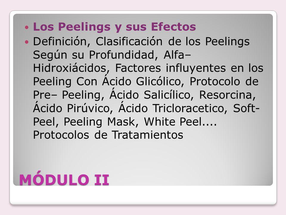 Peelings Médicos Reparestim HA (Tópico) MÓDULO II