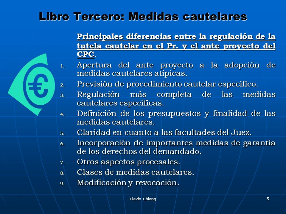 Flavio Chiong 6 Libro cuarto: Procesos Declarativos y Monitorio.
