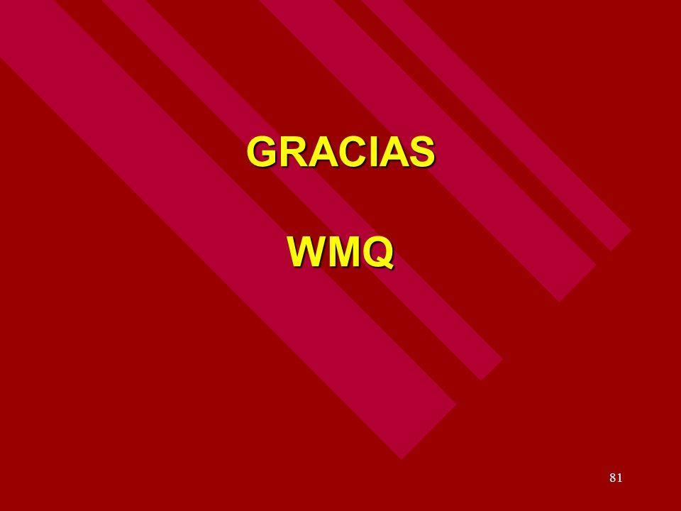 81 GRACIAS WMQ