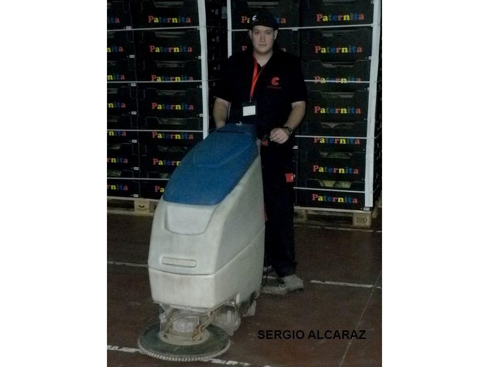 SERGIO ALCARAZ