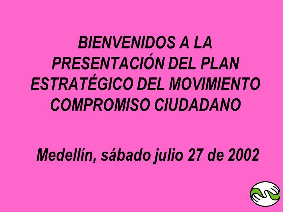 4. ESTRUCTURA ORGANIZACIONAL DEL MOVIMIENTO a cargo de José Fernando Angel