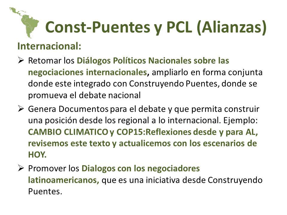 Información: 2do Encuentro Const.