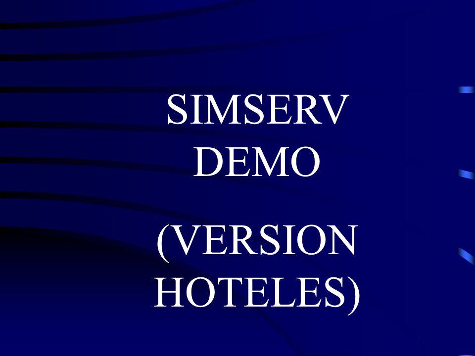 SIMSERV DEMO (VERSION HOTELES)
