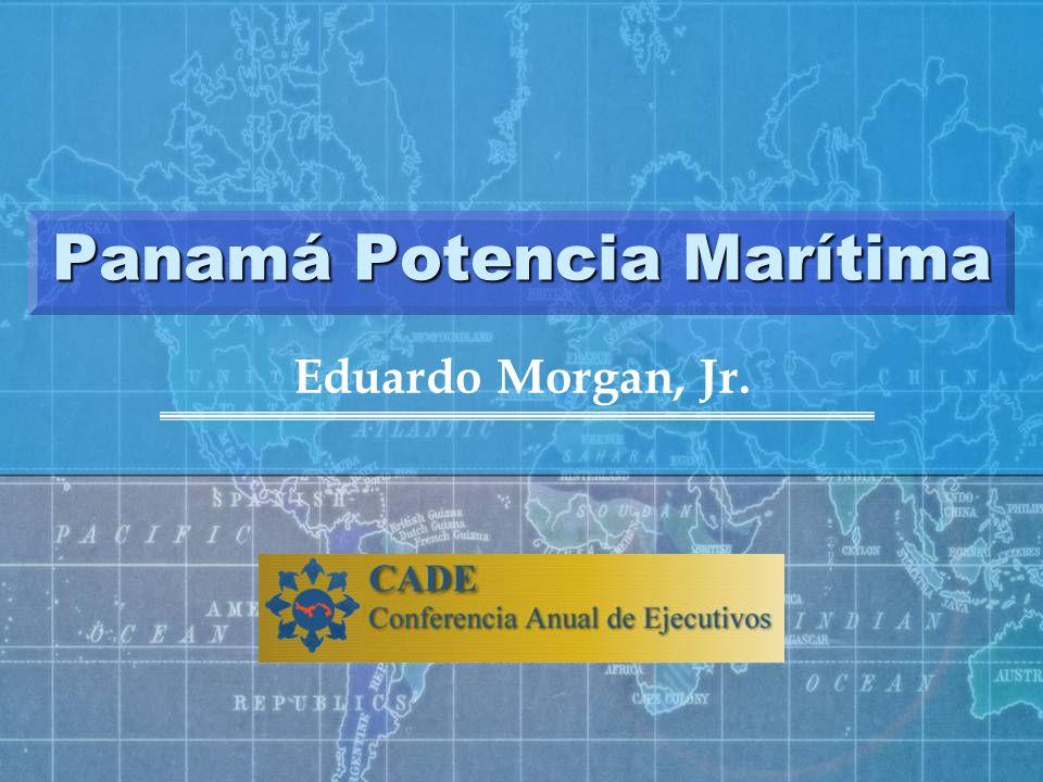 Panamá Potencia Marítima Eduardo Morgan, Jr.