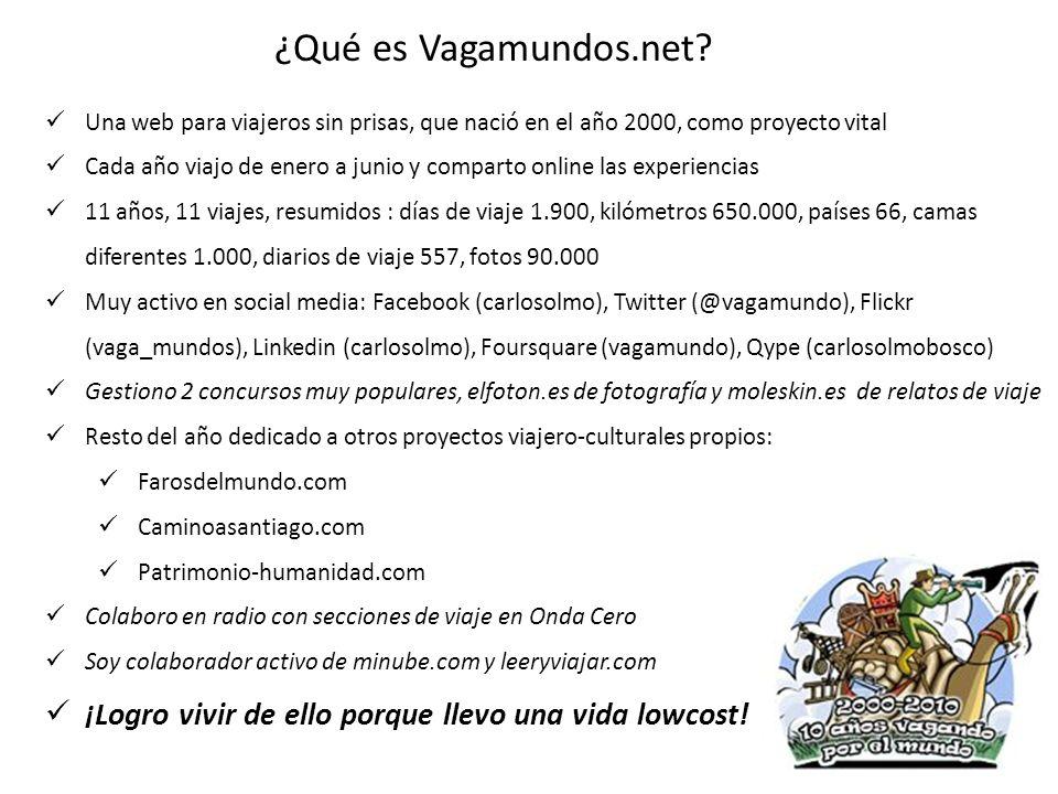 ¿Qué es Vagamundos.net.