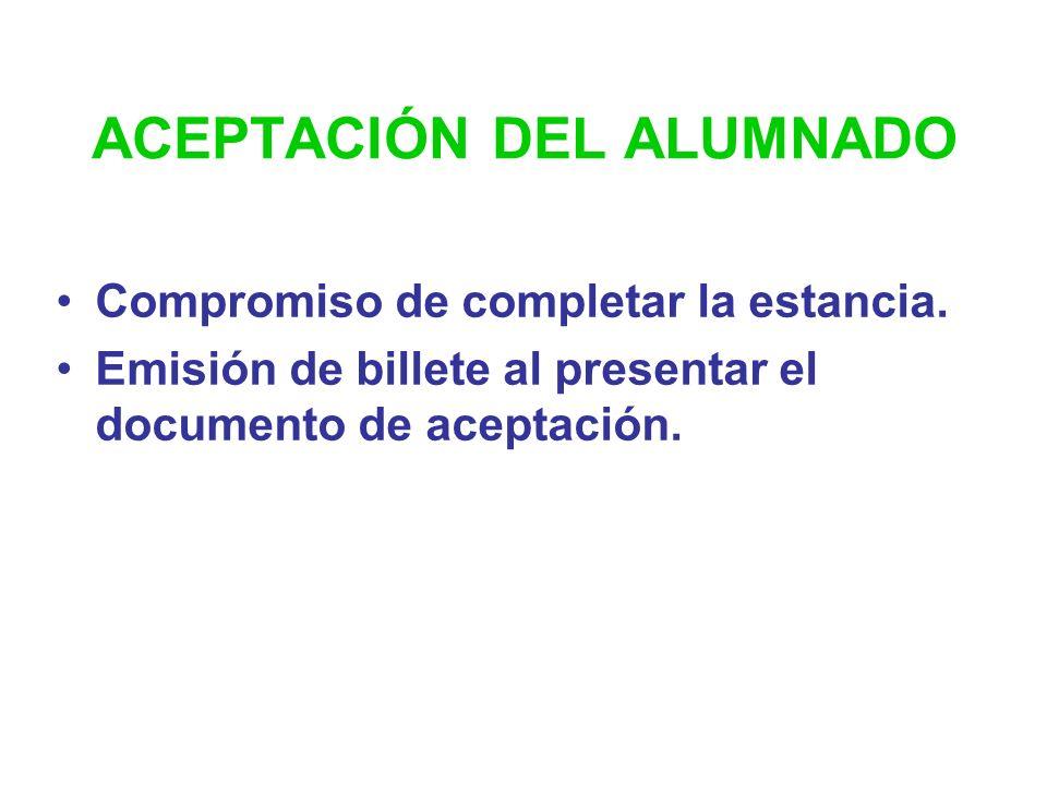 RESOLUCIÓN Listado con adjudicación de país publicado en la web: www.juntadeandalucia.es/educacion www.juntadeandalucia.es/educacion Adjudicación del