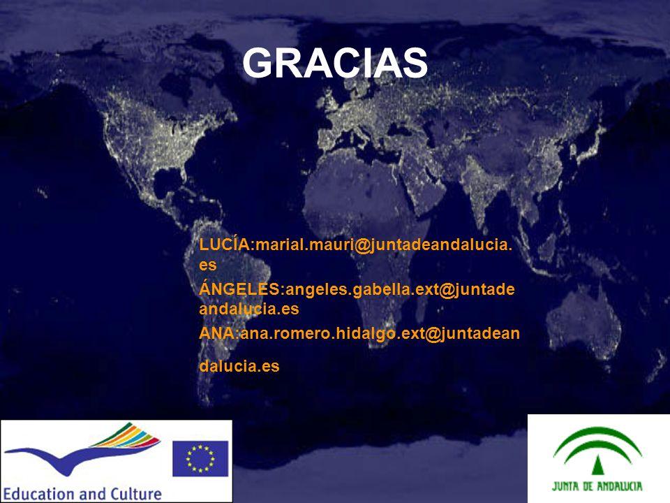 DIRECCIONES DE INTERÉS CONSEJERÍA DE EDUCACIÓN: www.juntadeandalucia.es/educacionwww.juntadeandalucia.es/educacion (Formación Profesional / FCT) DOCUM