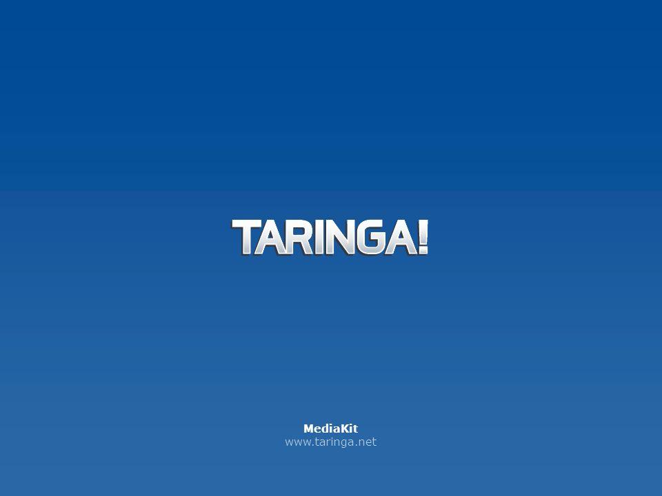 MediaKit www.taringa.net