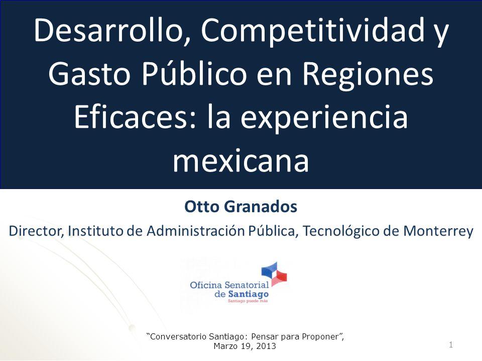 1.Los temas Globalización, desarrollo y competitividad: ¿cómo gestionar desde lo local.