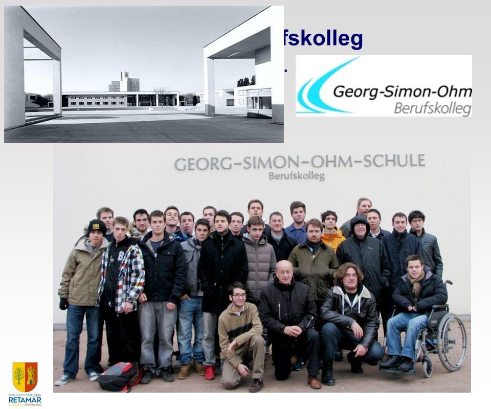 Georg-Simon-Ohm Berufskolleg (http://www.gso-koeln.de/). Colonia, 2012http://www.gso-koeln.de/ Gerhard Finke El Sistema Dual de Formación Profesional