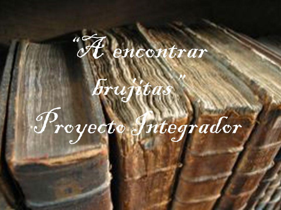 A encontrar brujitas Proyecto Integrador