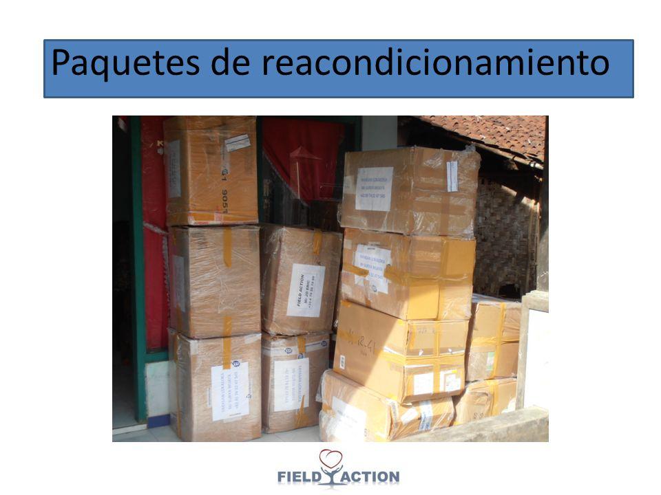 FIELD ACTION EN LA ESCUELA