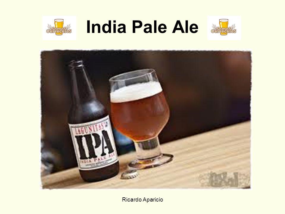 Ricardo Aparicio India Pale Ale