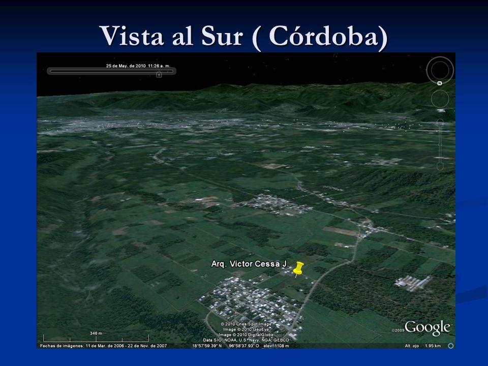 Tenemos las coordenadas 18º5839.14 N 96º5847O Elevación 1133 m sobre el nivel del mar.