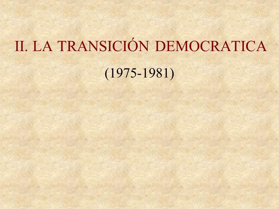 LA MUERTE DE FRANCO OCTUBRE –15-X. Franco sufre un ataque cardiaco NOVIEMBRE –2-XI. Ingreso en el Hospital de la Paz en Madrid –20- XI. MUERTE DEL DIC