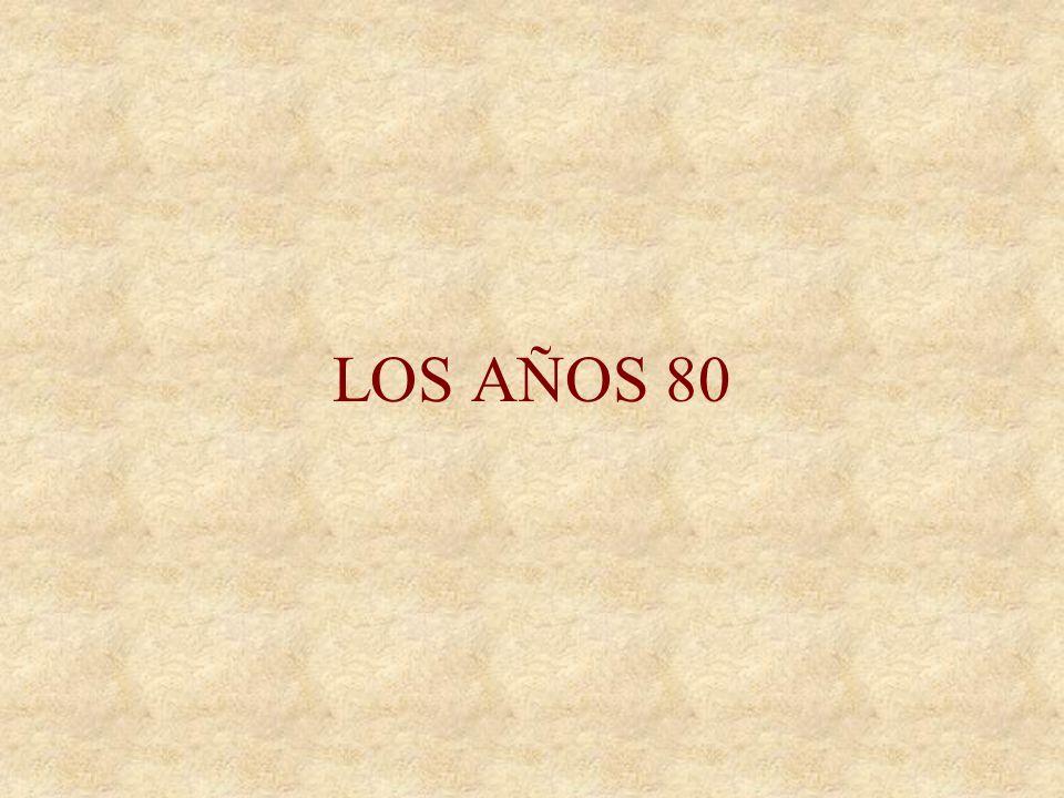 III. DEL GOBIERNO LARGO DEL PSOE HASTA NUESTROS DÍAS 1982-2009