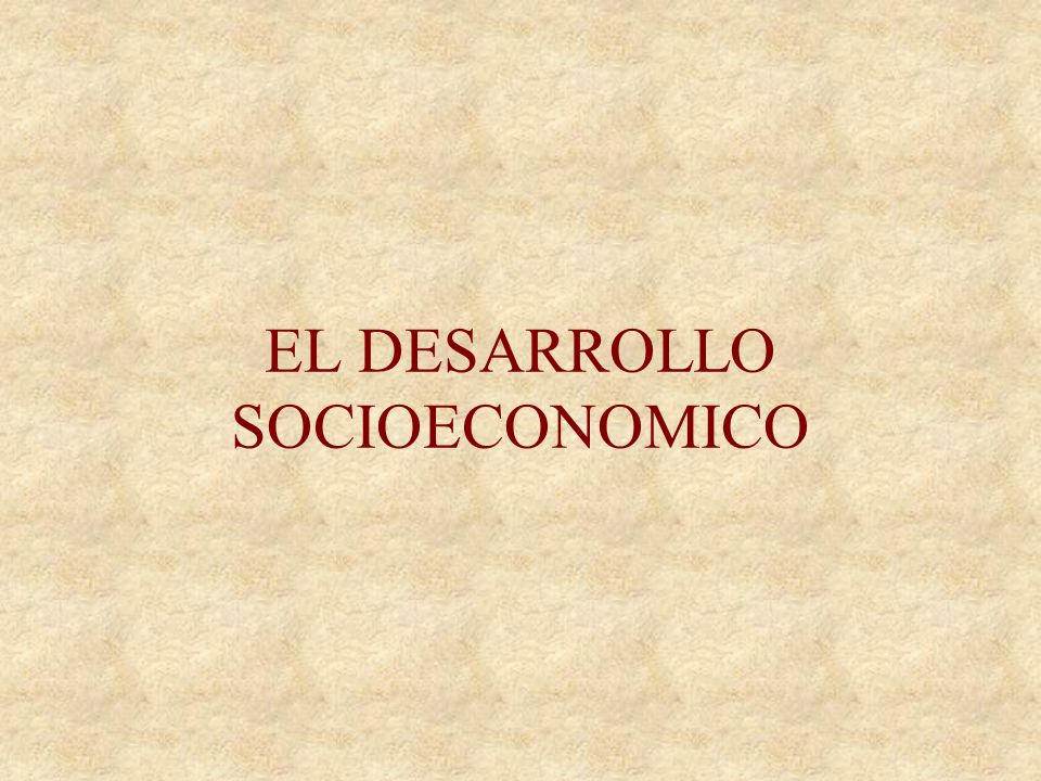 DECADA DE LOS 60-70 Desarrollo económico Transformación social Inmovilismo político