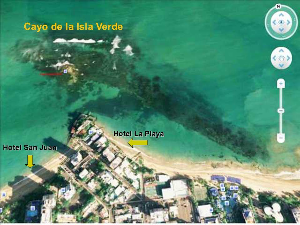 Hotel La Playa Hotel San Juan Cayo de la Isla Verde