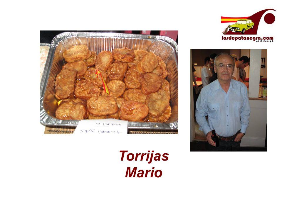 Torrijas Mario