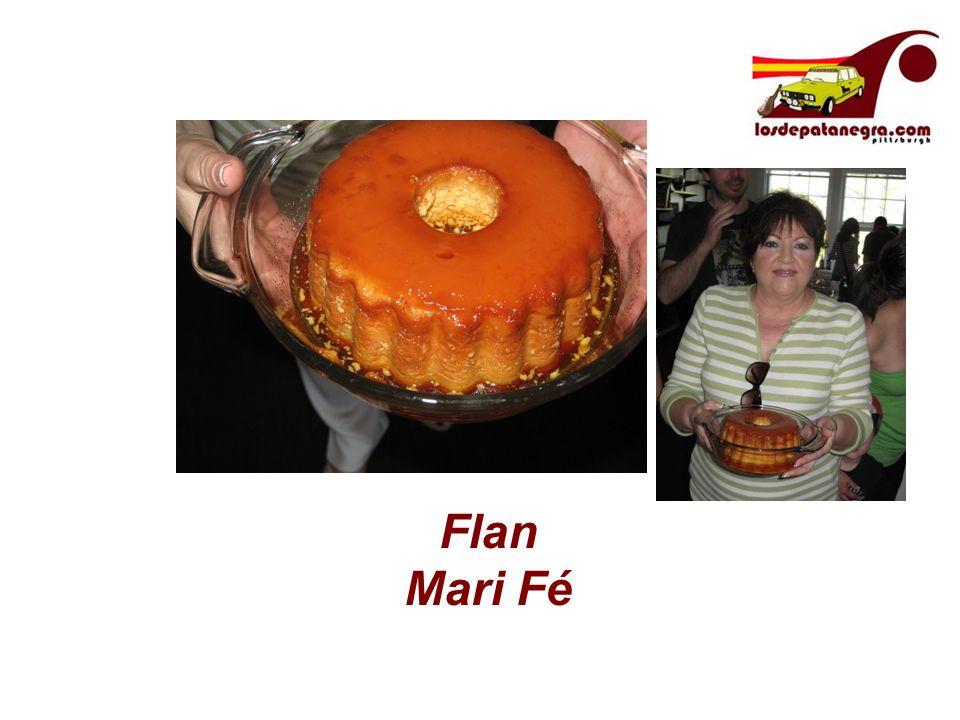 Flan Mari Fé