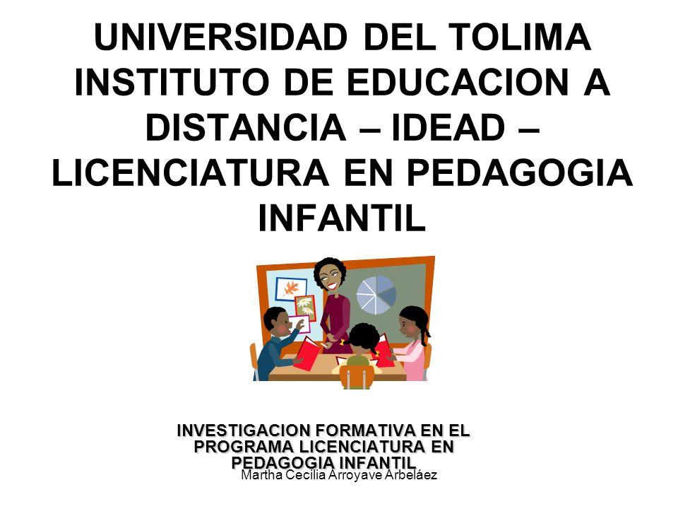 universidad de educacion infantil: