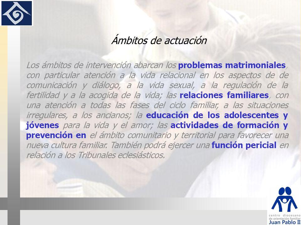 A)Área preventiva y de acción formativa Dirigida a:.