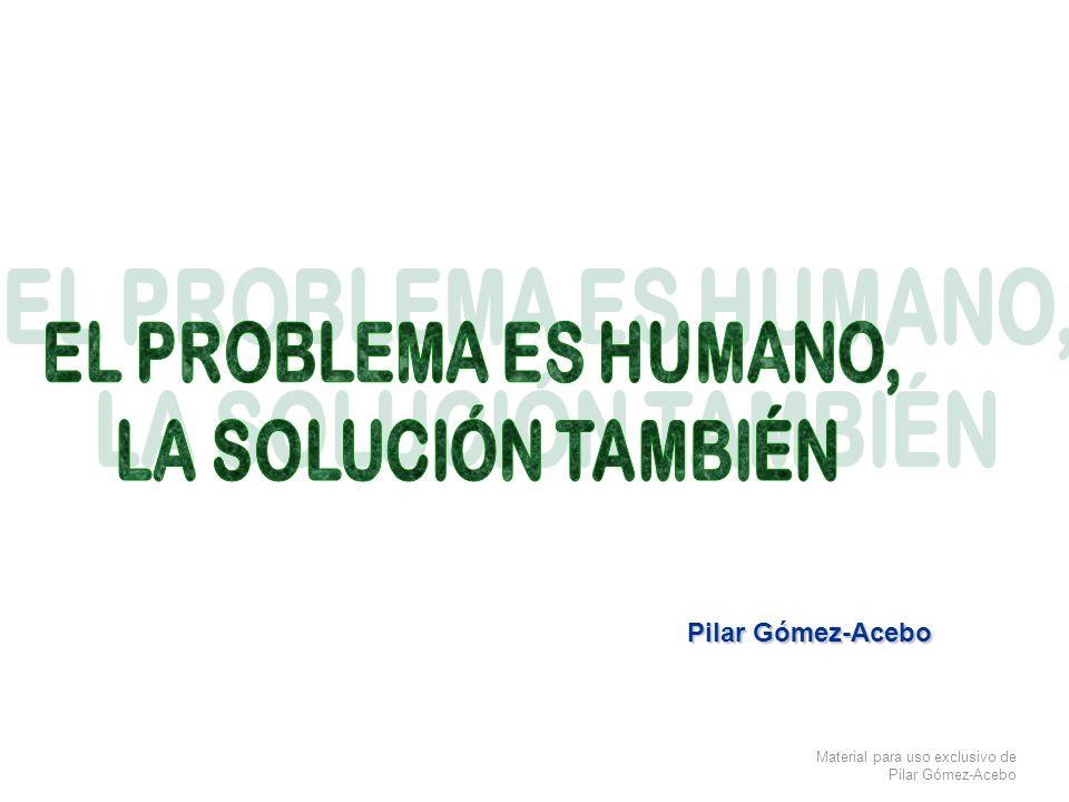 Material para uso exclusivo de Pilar Gómez-Acebo EMOCIONAL RACIONAL TOMA DE DECISIONES 20% 80%