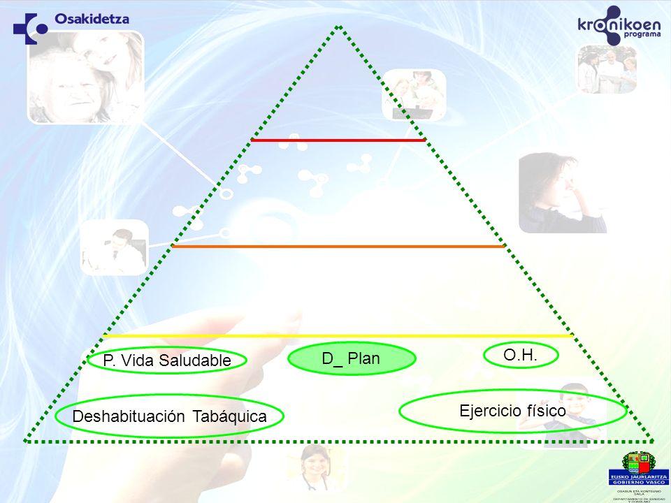 P. Vida Saludable Deshabituación Tabáquica D_ Plan Ejercicio físico O.H.