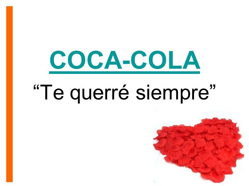 Estrategia de Coca-Cola Utiliza, a través de su página Web, enlaces a todas las redes sociales y canales como youtube Cuenta una historia Emplea concursos, acciones de participación de todo tipo.