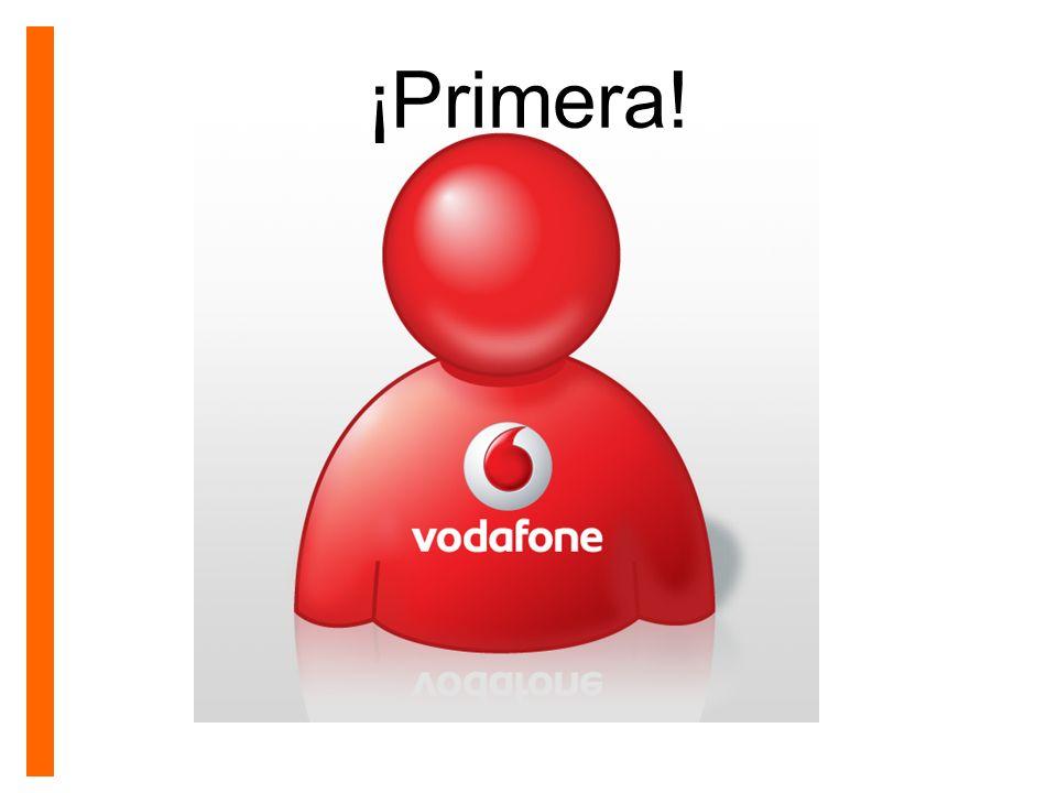Estrategia de Vodafone No cierran por vacaciones Pues a mí no me gusta Cooking Ideas- Blogueros al poder El usuario es el centro, el contenido el rey