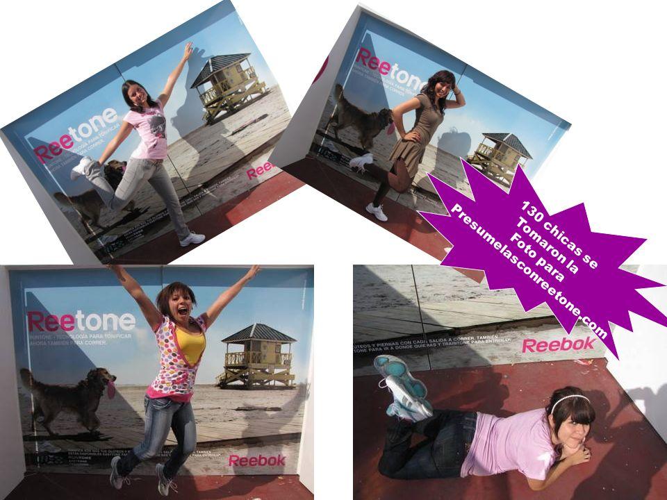 130 chicas se Tomaron la Foto para Presumelasconreetone.com