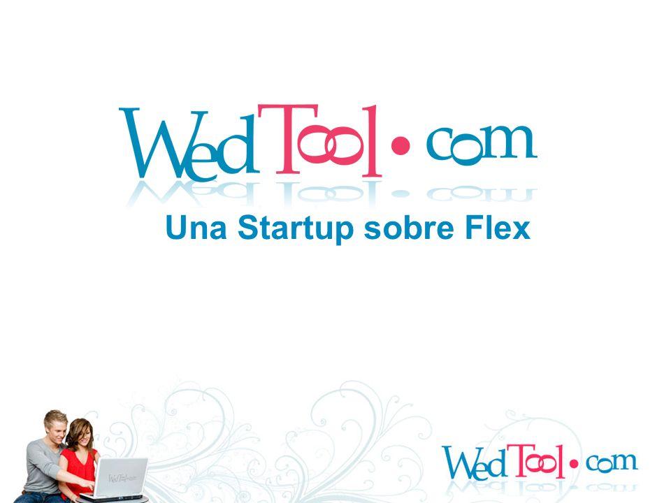 Una Startup sobre Flex