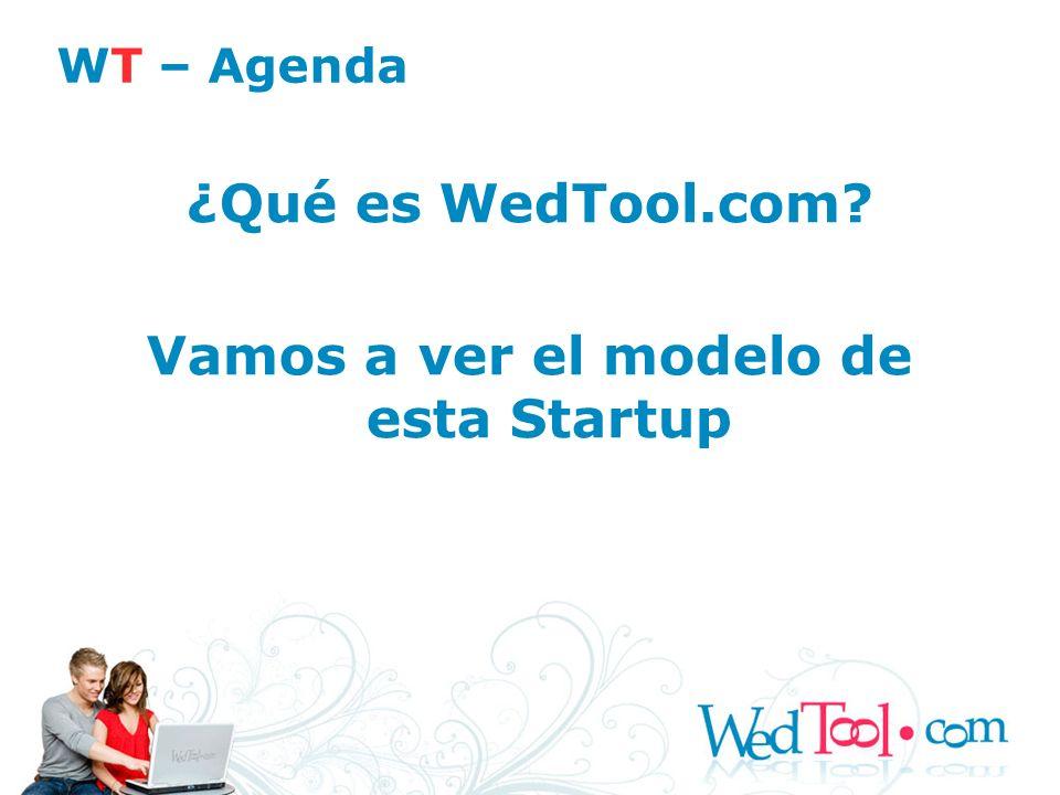 ¿Qué es WedTool.com? Vamos a ver el modelo de esta Startup WT – Agenda