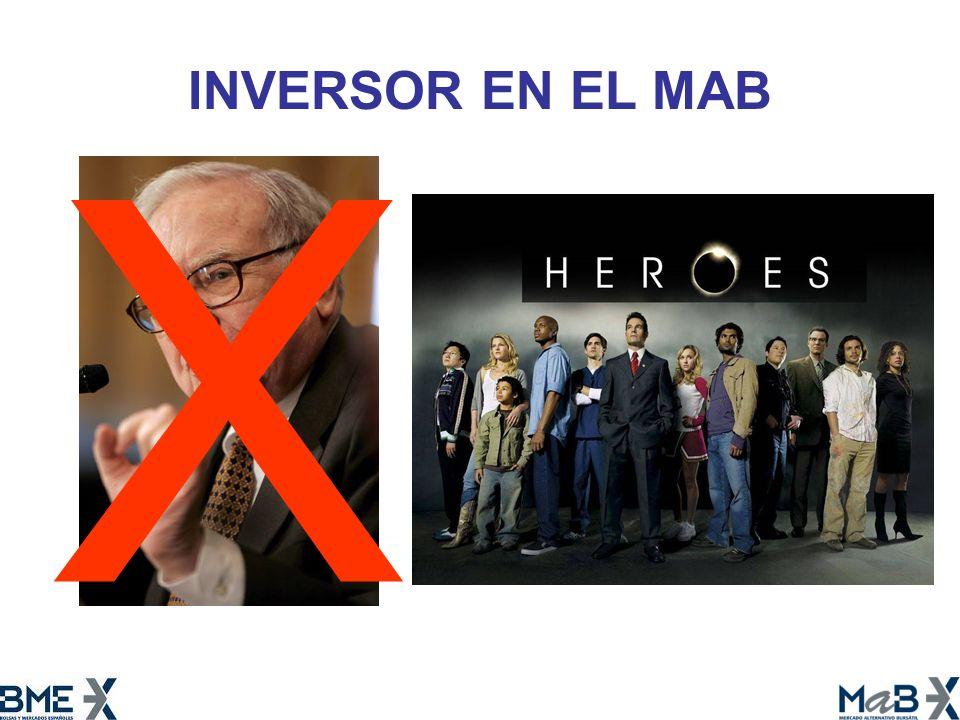 INVERSOR EN EL MAB X