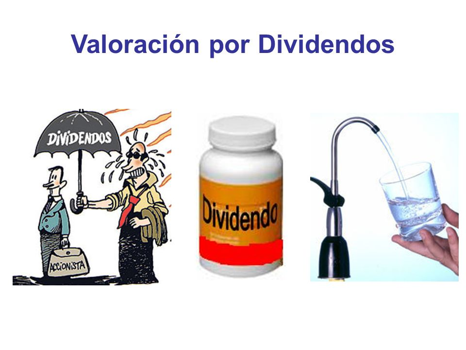 Valoración por Dividendos