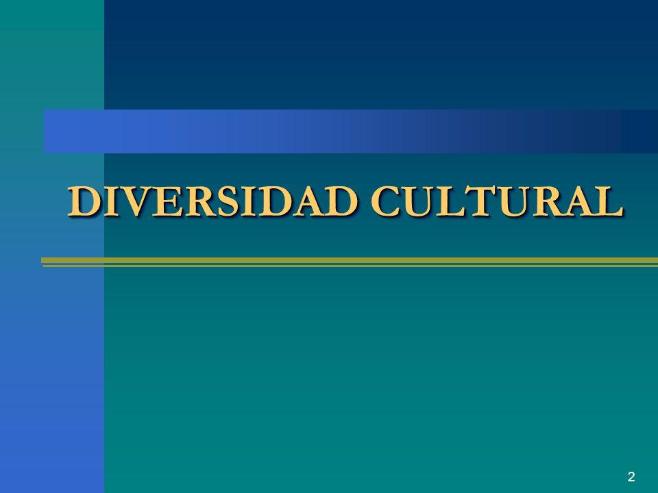 23 ConclusiónConclusión Los programas destinados a la administración y valoración de la diversidad de las culturas se apoyan en una importante premisa, ya que los prejuicios estereotipados son productos de los propios infundados sobre los demás y sus subestimadas cualidades.