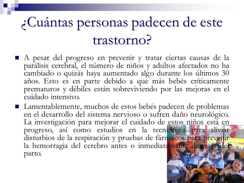 CAUSAS DE LA PARÁLISIS CEREBRAL INFANTIL.
