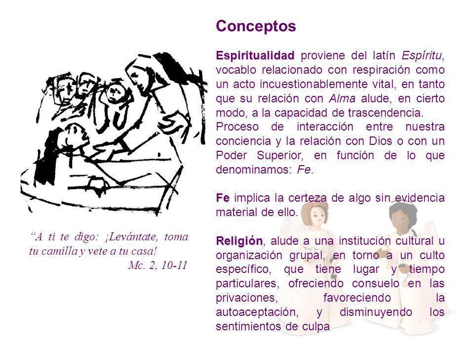 Espiritualidad Espiritualidad proviene del latín Espíritu, vocablo relacionado con respiración como un acto incuestionablemente vital, en tanto que su