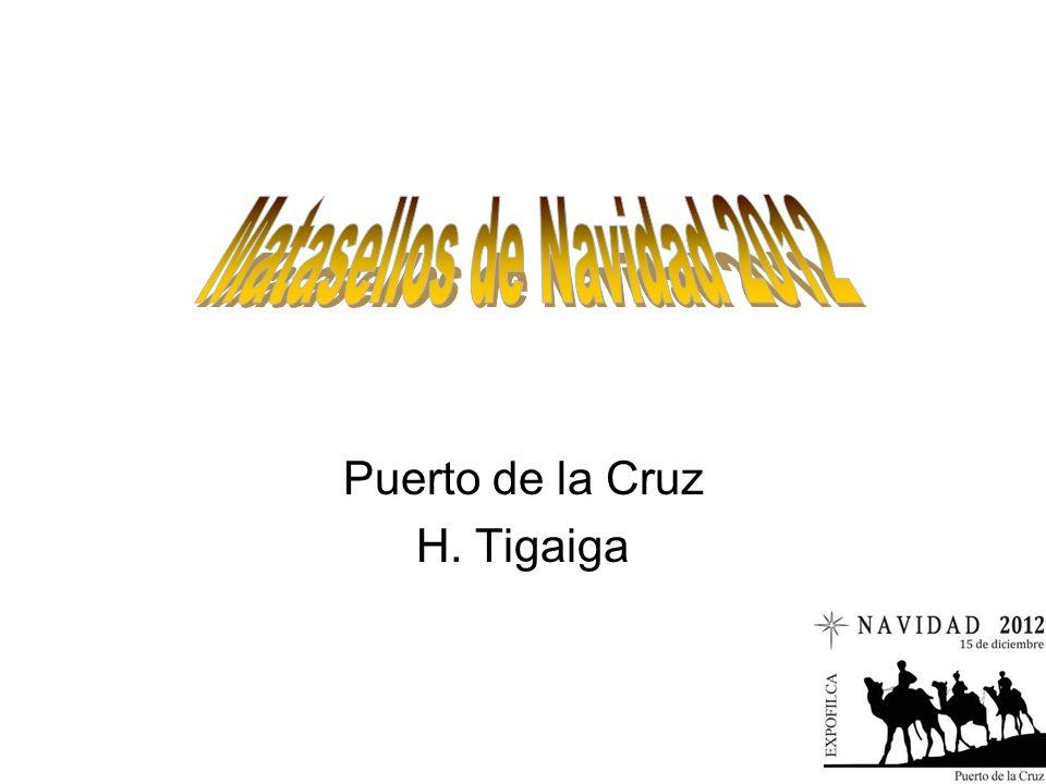 Puerto de la Cruz H. Tigaiga