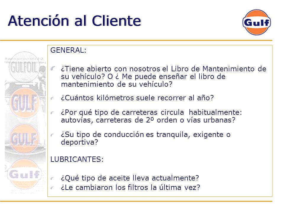 Atención al Cliente GENERAL: ¿Tiene abierto con nosotros el Libro de Mantenimiento de su vehículo? O ¿ Me puede enseñar el libro de mantenimiento de s
