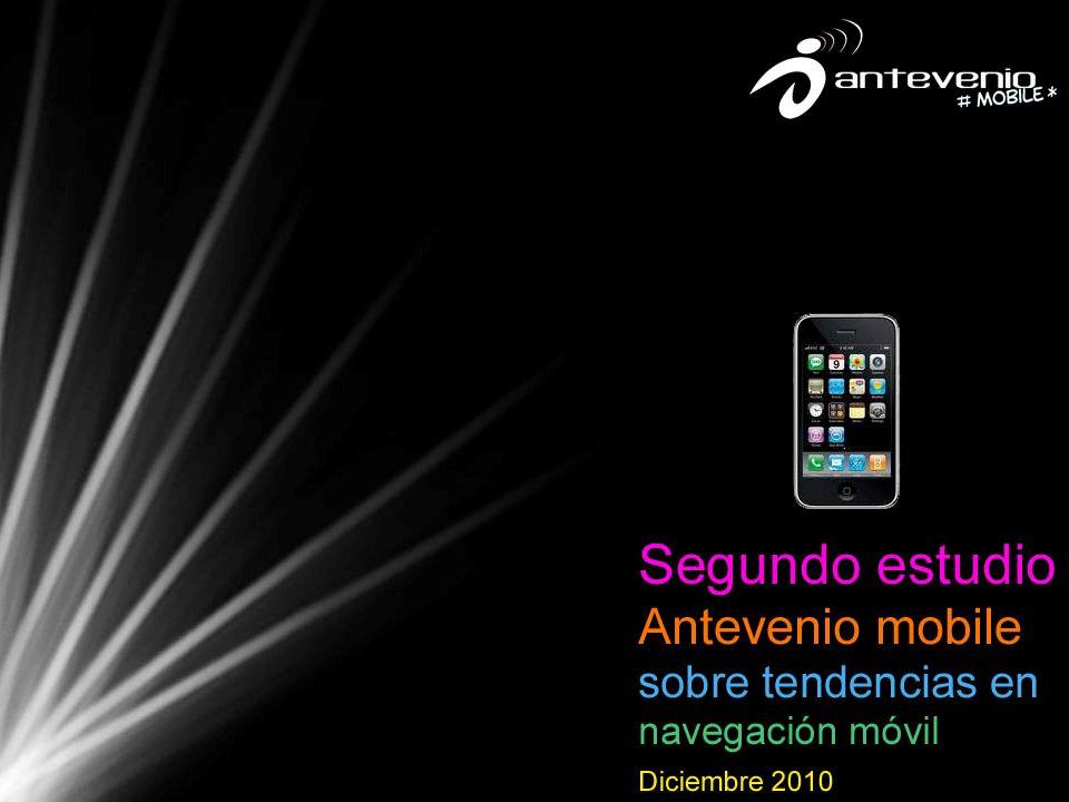Sólo una cuarta parte de los usuarios que navegan con el móvil utiliza servicios de voz IP.