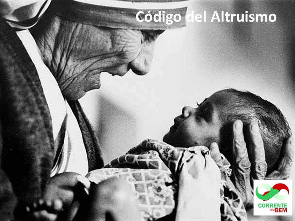 Código del Altruismo