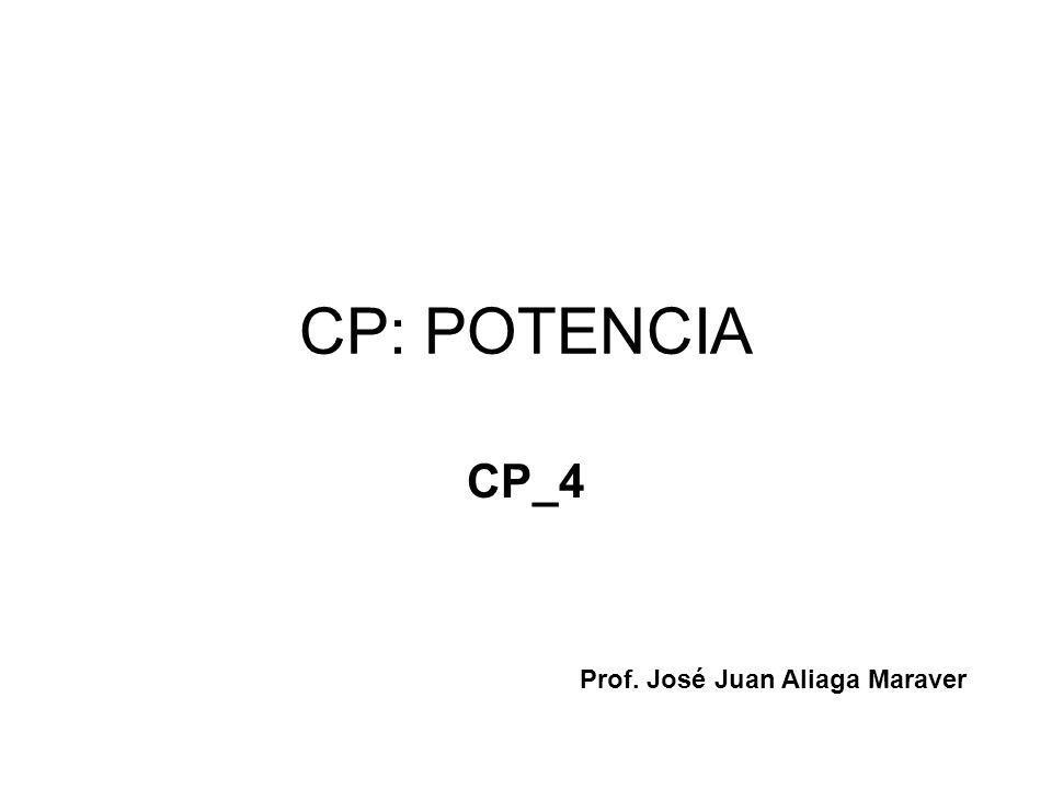 POTENCIA La potencia W de un Punto P respecto de una circunferencia c es el producto de la mayor por la menor distancia del punto P a la circunferencia c.
