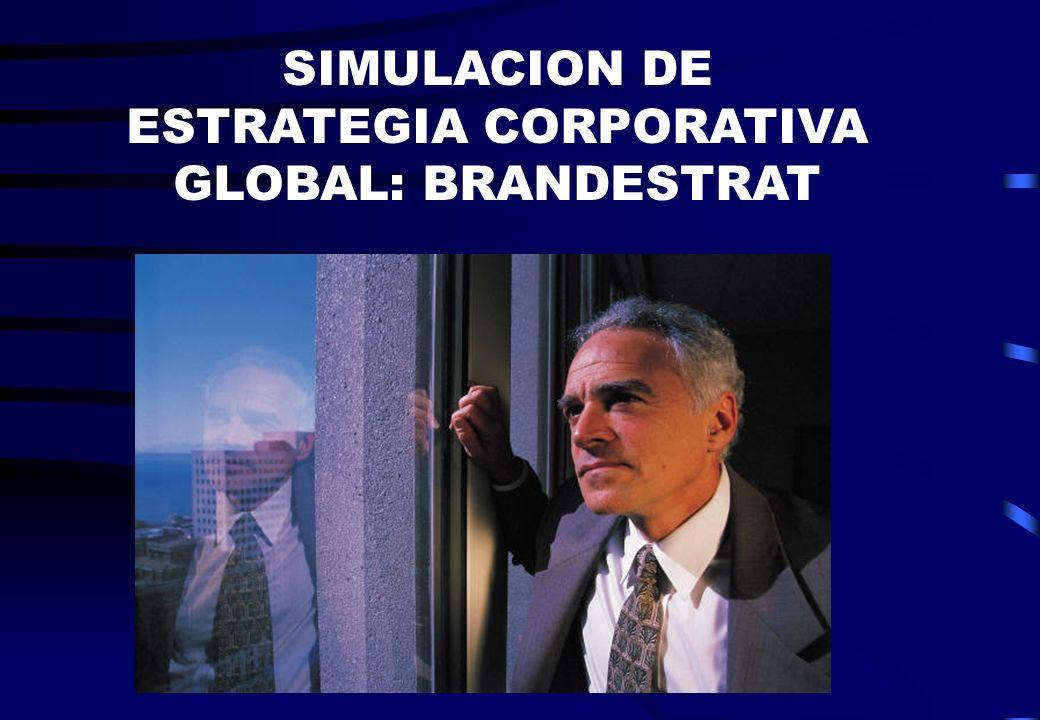 BRANDMAPS Temas Fuerte necesidad de planear Coordinación requerida de programas de marketing con capacidades operativas.