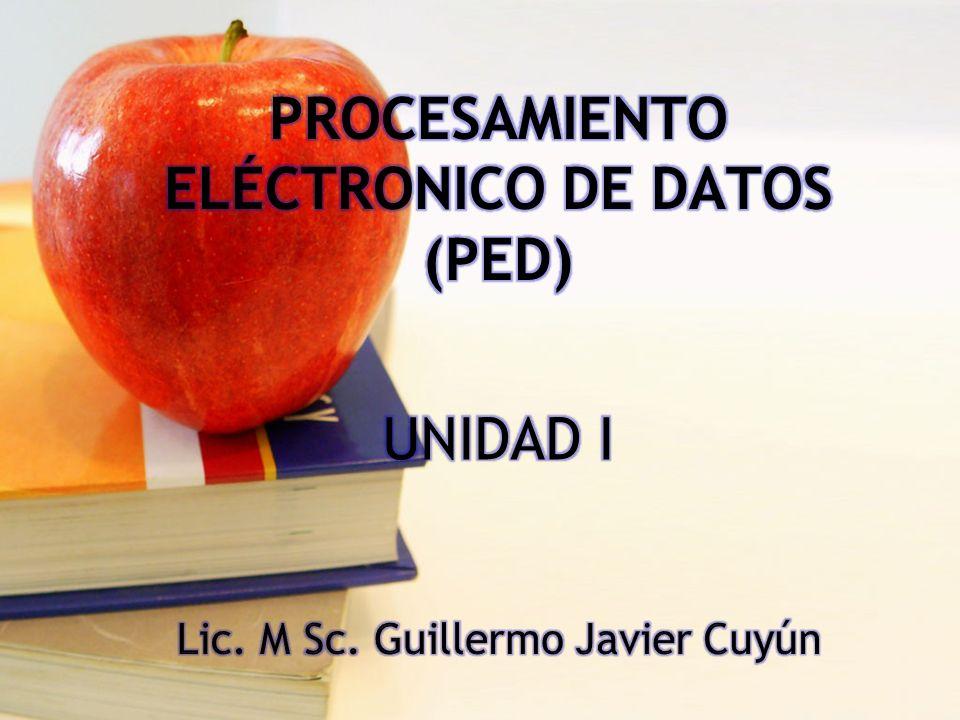 CICLO DEL PROCESAMIENTO DE DATOS DATO: Es simplemente la inclusión de cualquier hecho, cifras, palabras, símbolos, gráficas, etc.