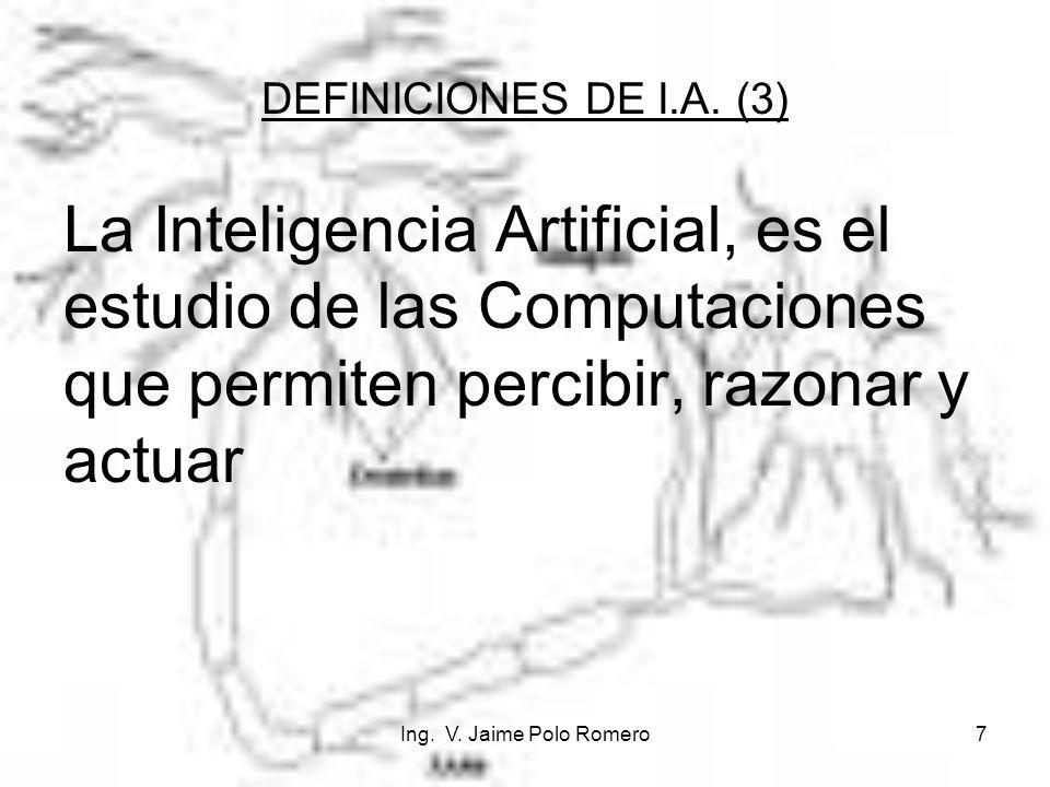 Ing.V. Jaime Polo Romero8.